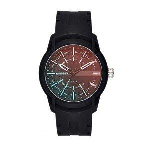 Reloj Diesel Ambar Silicone DZ1819
