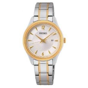 Reloj Seiko Neo Classic SUR474P1 Pareja SUR468P1
