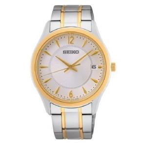 Reloj Seiko Neo Classic SUR468P1 Pareja SUR474P1