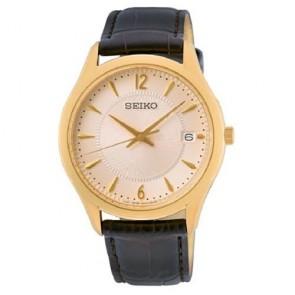 Reloj Seiko Neo Classic SUR472P1 Pareja SUR478P1