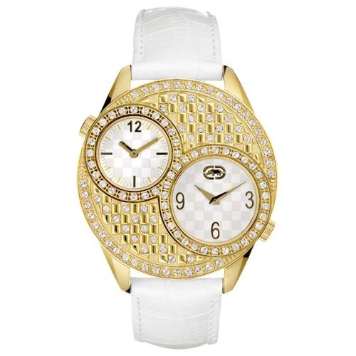 Marc Ecko Watch The Eclipse E13518L1 Leather Woman