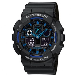 Casio Watch G-Shock GA-100-1A2ER