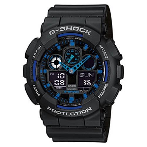 Montre Casio G-Shock GA-100-1A2ER