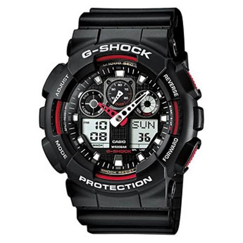 Relogio Casio G-Shock GA-100-1A4ER