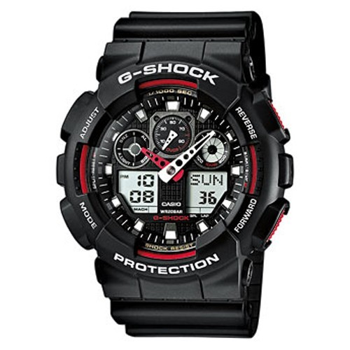 Casio Watch G-Shock GA-100-1A4ER