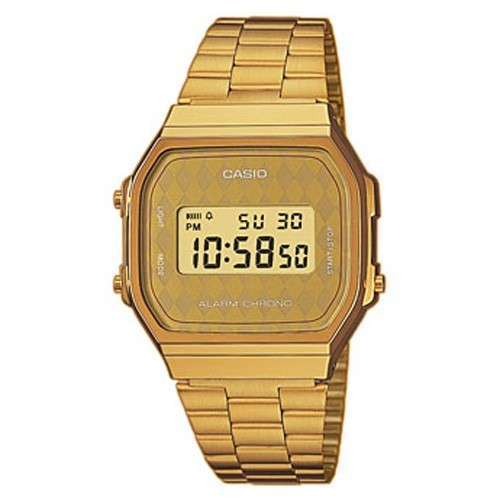 Casio Watch Collection A168WG-9BWEF