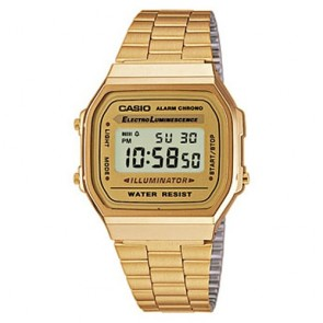 Casio Watch Collection A168WG-9EF