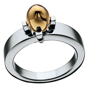 Ring Moschino MJ0030 Jewels Luisa Size 12 Woman