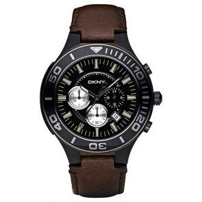 Reloj DKNY Donna Karan NY1455 Cronografo Piel Hombre