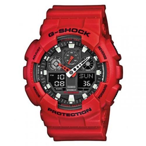 Uhr Casio G-Shock GA-100B-4AER