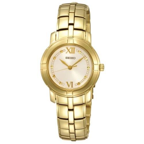 Reloj Seiko Neo Classic SRZ374P1 Acero Mujer