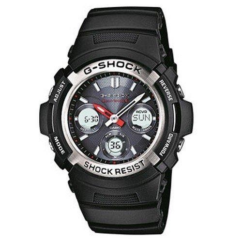 Montre Casio G-Shock Wave Ceptor AWG-M100-1AER