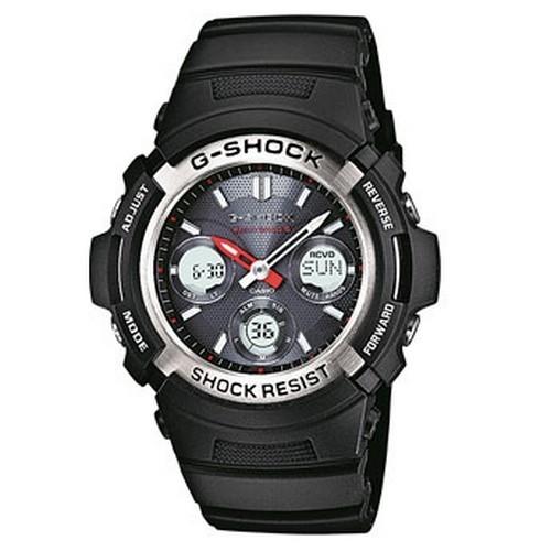 Reloj Casio G-Shock Wave Ceptor AWG-M100-1AER