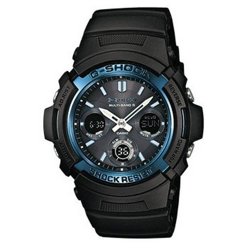 Montre Casio G-Shock Wave Ceptor AWG-M100A-1AER