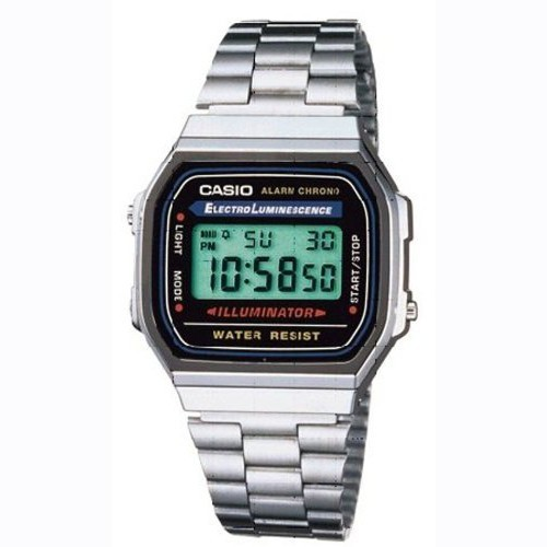 Uhr Casio Collection A168WA-1YES