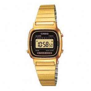 Uhr Casio Collection LA670WEGA-1EF