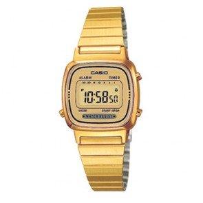 Uhr Casio Collection LA670WEGA-9EF