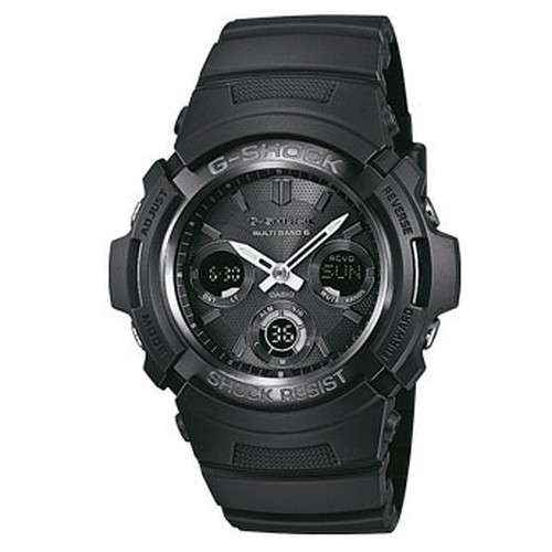 Montre Casio G-Shock Wave Ceptor AWG-M100B-1AER