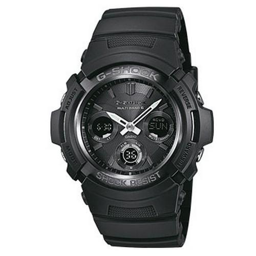 Casio Watch G-Shock Wave Ceptor AWG-M100B-1AER