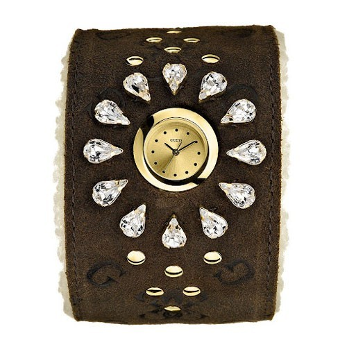 Montre Guess I12545L1 Trend Bracelet Peau Femme