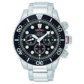 Uhr Seiko Solar Divers SSC015P1 Stahl Herren