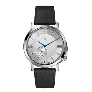 Guess Collection Watch SlimClass X59005G1S Leather Man