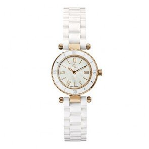 Uhr Guess Collection Mini Chic X70011L1S Keramik Damen