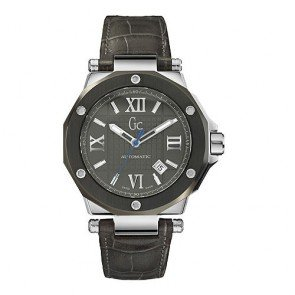 Guess Collection Watch Automatic X93002G5S Leather Man