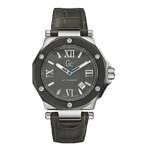 Reloj Guess Collection Automatic X93002G5S Piel Hombre