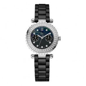 Guess Collection Watch Diver Chic A28102L2 Ceramic Woman