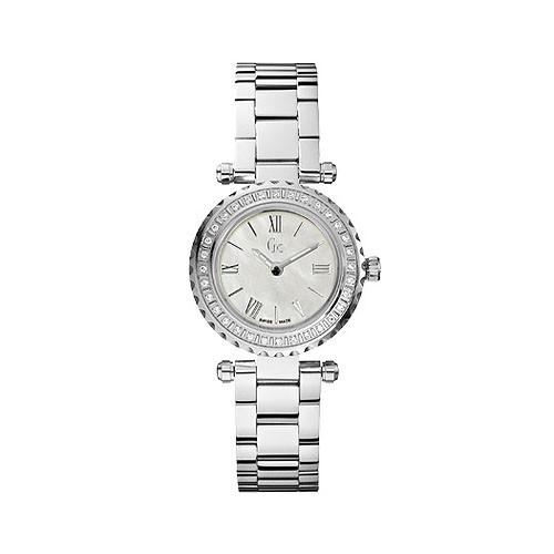 Reloj Guess Collection Mini Chic X70105L1S Acero Mujer