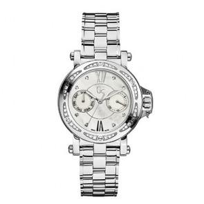 Uhr Guess Collection Femme X74106L1S Stahl Damen