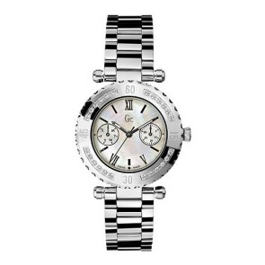 Guess Collection Watch Diver Chic X42107L1S Steel Woman