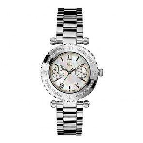 Uhr Guess Collection Diver Chic X42107L1S Stahl Damen