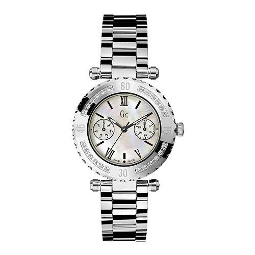 Reloj Guess Collection Diver Chic X42107L1S Acero Mujer