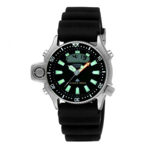 Uhr Citizen Aqualand JP2000-08E Gummi Herren