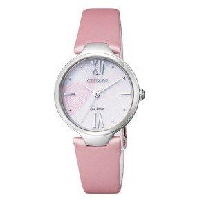 Reloj Citizen Eco Drive Petalos EM0040-39A Piel Mujer