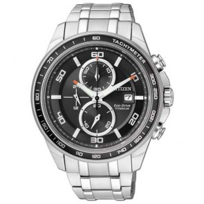 Reloj Citizen Eco Drive Super Titanium CA0340-55E Hombre