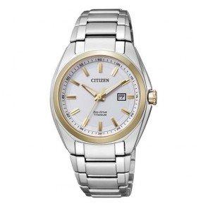 Reloj Citizen Eco Drive Super Titanium EW2214-52A Mujer