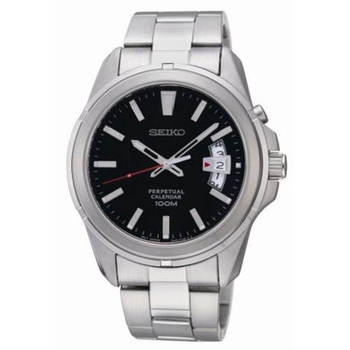 Reloj Seiko Neo Classic SNQ131P1 Calendario Perpetuo Hombre
