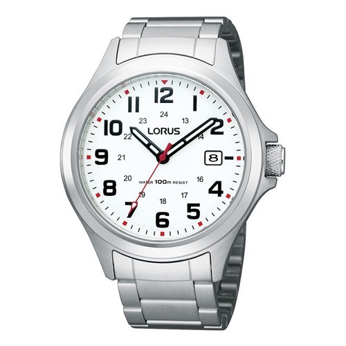 Reloj Lorus Sport RXH03IX9 Acero Hombre