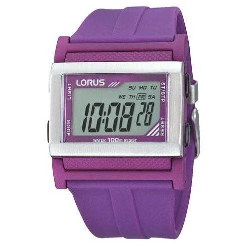 Reloj Lorus Sport R2335GX9 Caucho Hombre