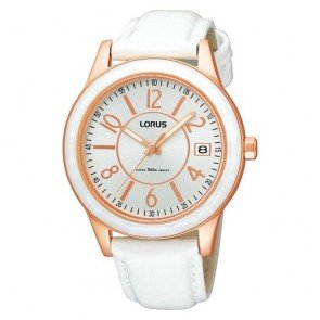 Lorus Watch RS952AX9 Strap Leather Woman