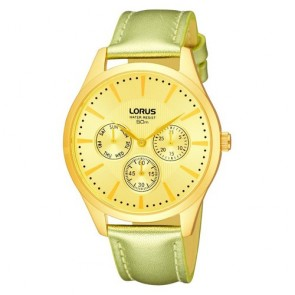 Lorus Watch RP602BX9 Strap Leather Woman