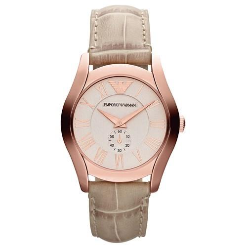 Watch Emporio Armani AR1670 Valente Leather Woman
