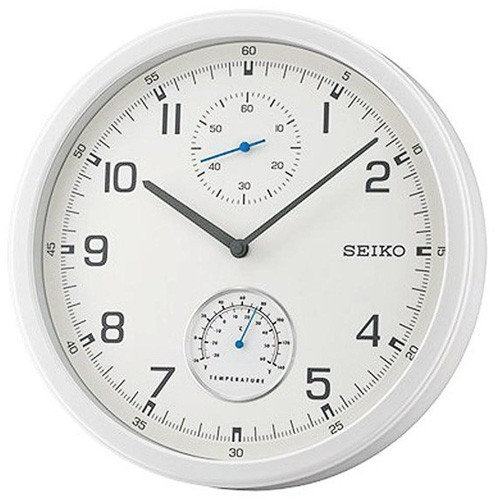 Wall Clocks Seiko Analogue QXA542W 35 X 59mm