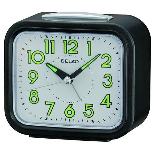 Reloj Despertador Seiko Alarma QHK023K 93 X 105 X 54mm
