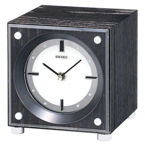 Table Clock Seiko QXG114B 155 X 14 X 147mm