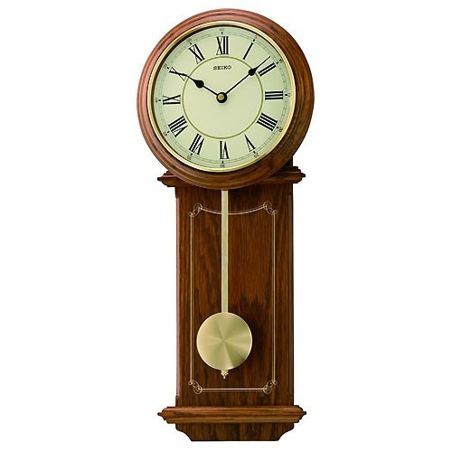 Wall Clocks Seiko Pendulum QXC213B 525 X 215 X 68mm