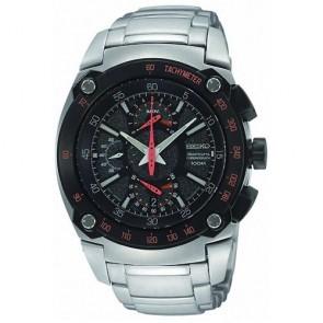 Reloj Seiko Sportura SPC039 Cronografo Acero Hombre